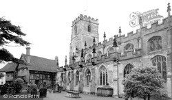 St John The Baptist Church c.1965, Knowle