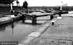 Knowle, The Top Lock c.1965