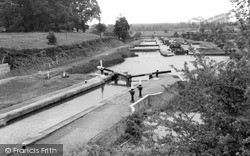 Knowle, Top Lock c.1965