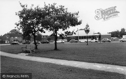 Knowle, Village Hall c.1965