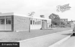 Village Hall c.1965, Knowle