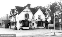 Wilson Arms c.1965, Knowle