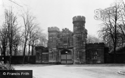 Liverpool Lodge c.1955, Knowsley
