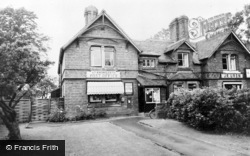 Post Office c.1960, Knowsley