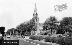 The Church c.1960, Knowsley