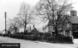 The Post Office c.1955, Knowsley