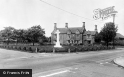 The Village Green c.1960, Knowsley