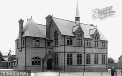 Knutsford, Egerton School 1900