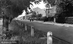 Knutsford, Gaskell Avenue c.1950