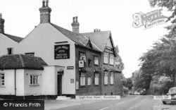 Knutsford, Legh Arms Hotel c.1960