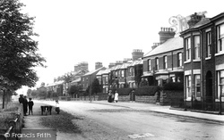 Knutsford, Manchester Road 1900