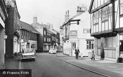 Knutsford, Princess Street c.1965