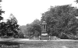 Knutsford, Tatton Park 1898