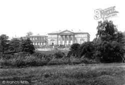 Knutsford, Tatton Park Hall 1898