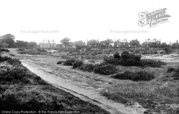 Photo of Knutsford, The Heath 1900