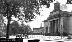 Knutsford, The Sessions House c.1955