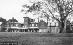 Knutsford, Toft Hall 1903