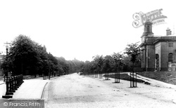 Knutsford, Toft Road 1900