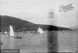 Kyles Of Bute, Strone Point 1897