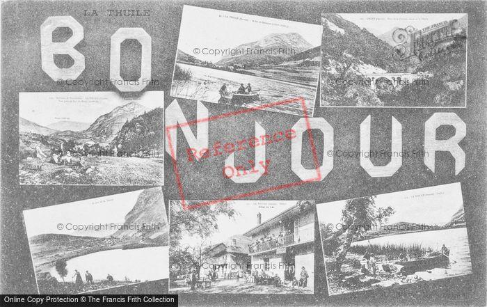 Photo of La Thuile, Composite c.1910