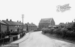 Laceby, Aylesbury Road c.1960