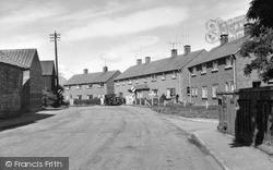 Laceby, Butt Lane c.1955
