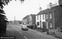 Laceby, Caistor Road c.1965