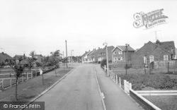 Laceby, Charles Avenue c.1965