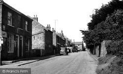 Laceby, High Street c.1955