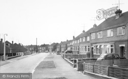 Laceby, Keith Crescent c.1965