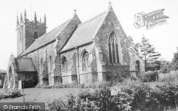 Laceby, St Margaret's Church c.1955