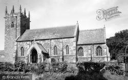 Laceby, St Margaret's Church c.1960