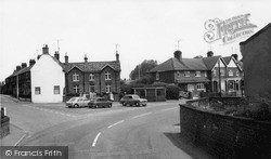 Laceby, The Square c.1965