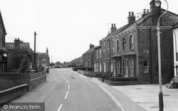 Laceby, The Village c.1960