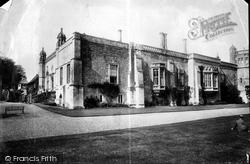 Lacock, Abbey 1904