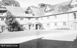 Lacock, Abbey c.1950