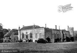 Lacock, Abbey c.1955