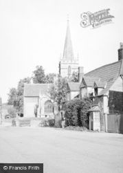 Lacock, Church c.1950