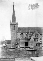 Lacock, Church Of St Cyriac 1932