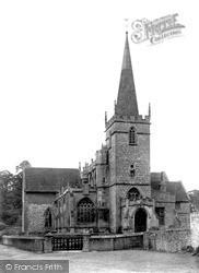 Lacock, Church Of St Cyriac c.1955