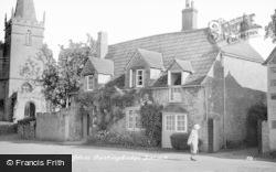 Lacock, King John's Hunting Lodge c.1950