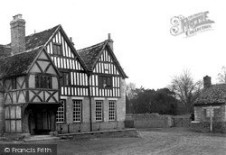 Lacock, Porch House c.1955