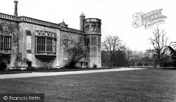 Lacock, The Abbey c.1955