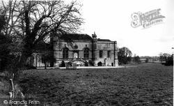 Lacock, The Abbey c.1955