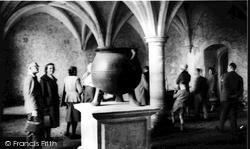 Lacock, The Cauldron, Lacock Abbey c.1955