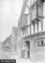 Lacock, The Pageant 1932