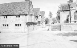 Lacock, The Village c.1950