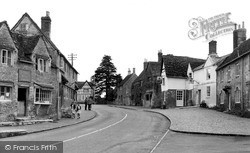 Lacock, The Village c.1955