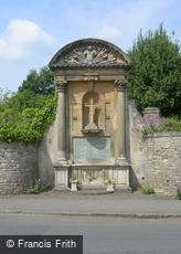 Lacock, the Village War Memorial c2005