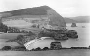 Ladram Bay, 1925